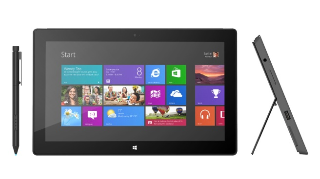 surface pro release date tablet review