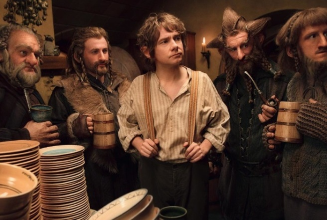 the hobbit 3D HFR review future