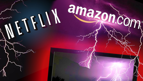 amazon-vs-netflix streaming video battle winner