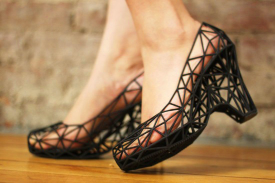 3D-printing-fashion-shoes-makerbot-creative-design-objects