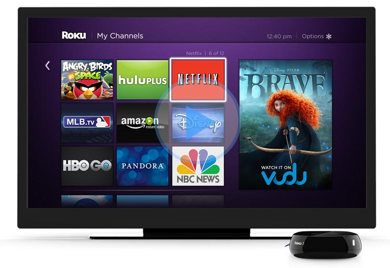 roku 3 vs apple tv compared