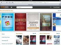 free kindle ipad store app