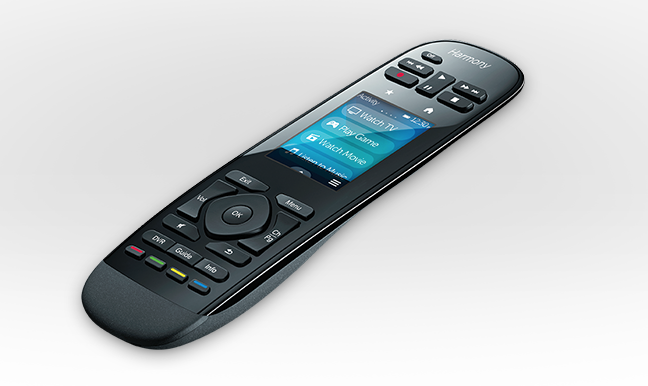 Logitech Harmony Ultimate Remote Control Apple TV Xbox Cable