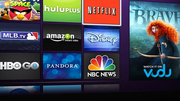 streaming TV roku apple tv xbox one amazon