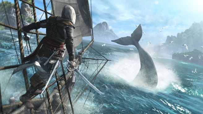 Assassin S Creed Iv Black Flag Review On Ps4 The First 12 Hours