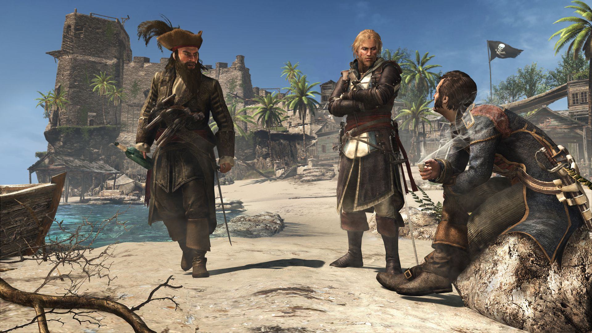 Assassin's Creed IV: Black Flag - Wikipedia