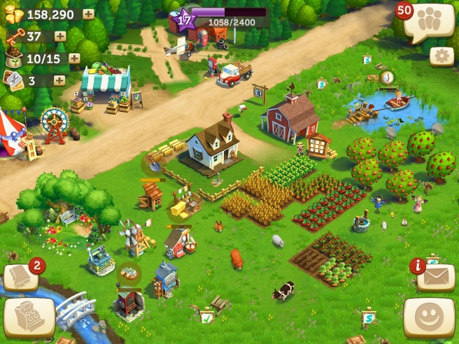 farmville 2 review ipad ios 2